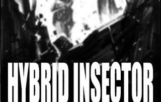 仮面ライダー外伝Hybrid Insectorタイトル画像